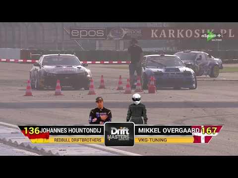 Drift Masters GP Niemiec Hockenheim 2017