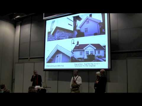 Enøk i gamle hus - Hvor mye isolasjon tåler huset?