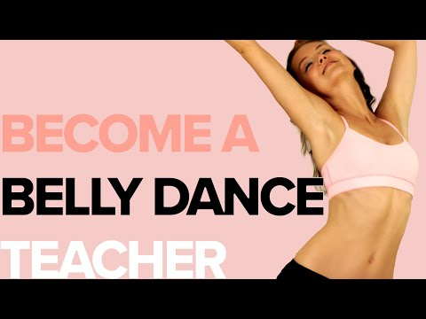 CREATE AWESOME DANCE CLASSES - Bellydance Teaching