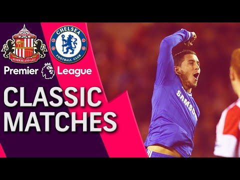 Sunderland v Chelsea | PREMIER LEAGUE CLASSIC MATCH | NBC Sports