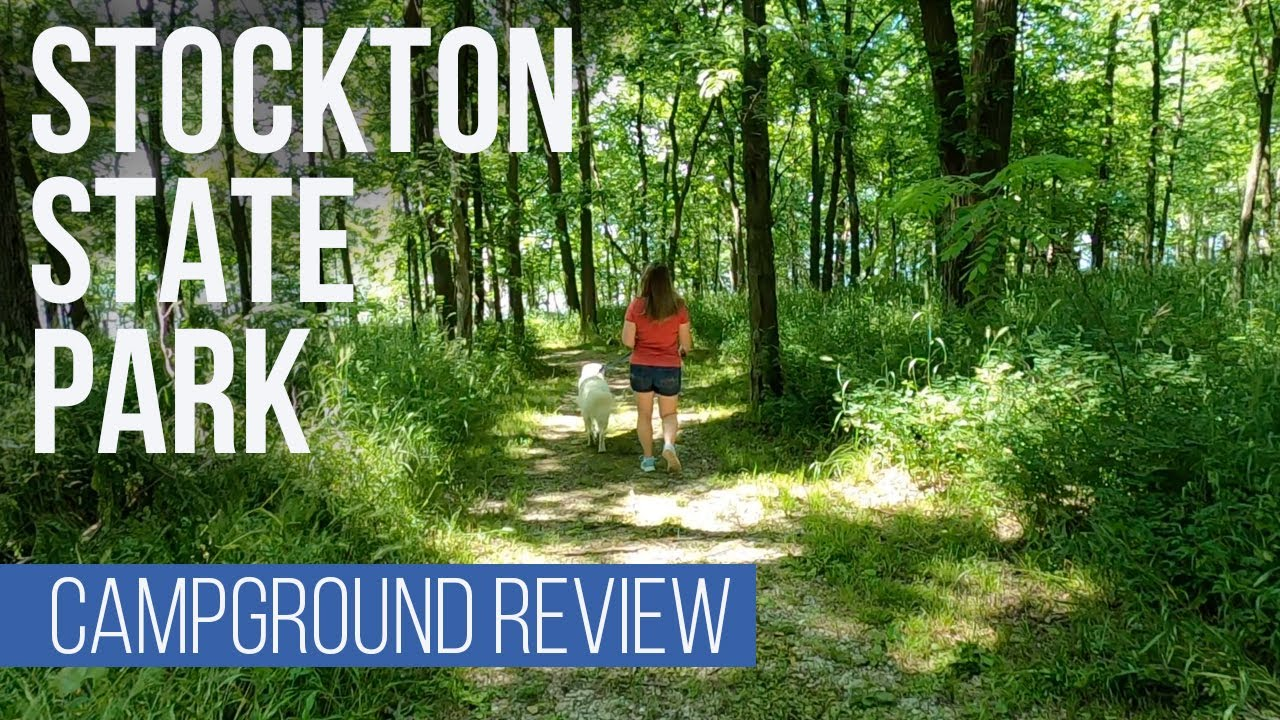 Stockton State Park Tour and Campground Review // Stockton, MO // [EP 66]
