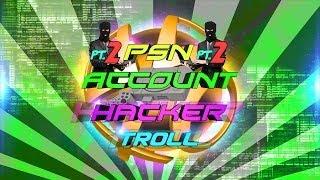 PSN Account Hacker Troll (PT.2)