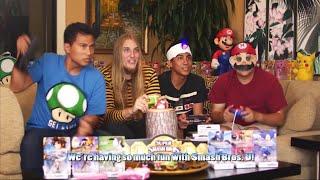MORE People of Smash Bros (A Random Encounters Musical Parody)