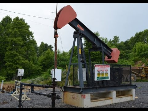 Natural Gas Pumping Units