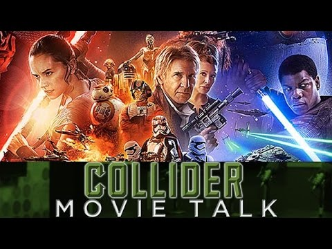 Collider Movie Talk - Star Wars: The Force Awakens Poster! Star Wars Trailer Arrives Today!