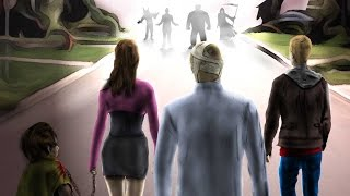 Nightmare Lane Book Trailer