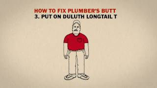 Planet Propaganda: Duluth Trading Plumber
