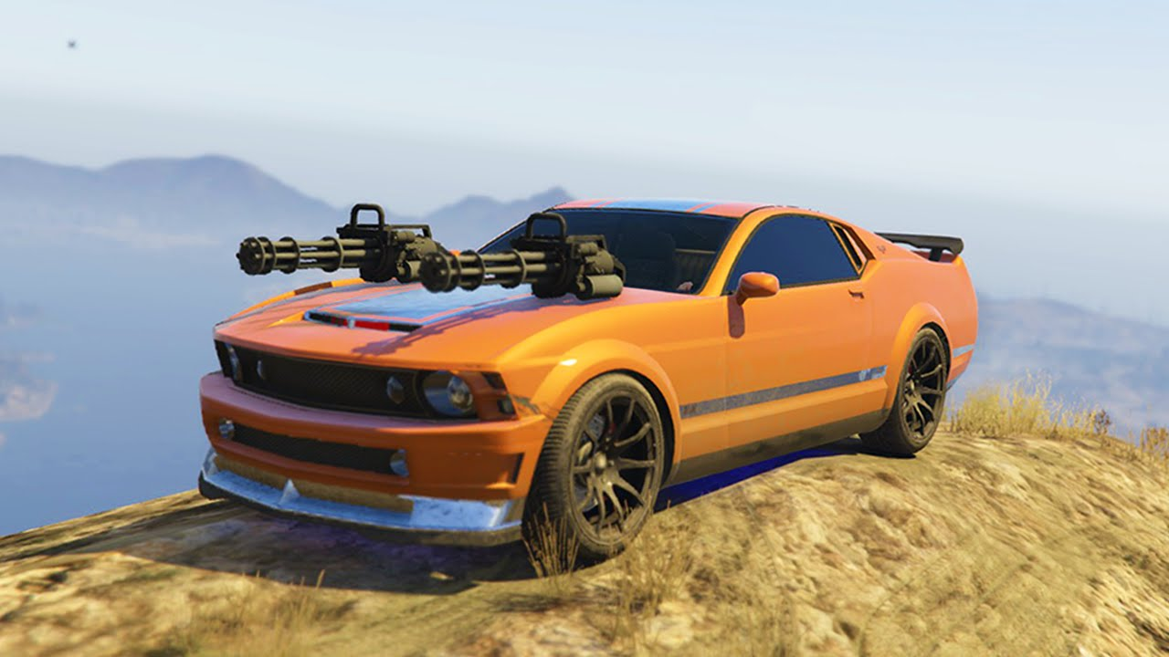 gta 5 how to change weapons in car
