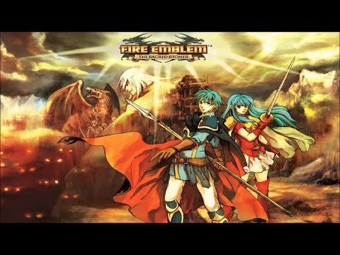 Fire Emblem: The Sacred Stones - Chapter 11 (Eirika Route)