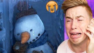 Die EMOTIONALSTEN Weihnachts-Animationen auf YouTube (sehr traurig)