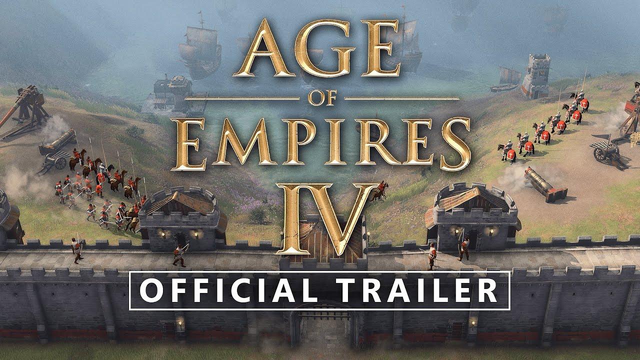 Age of Empires IV  - Xbox & Bethesda Games Showcase - Gameplay Trailer