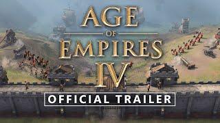 Age of Empires IV  - Xbox \u0026 Bethesda Games Showcase - Gameplay Trailer