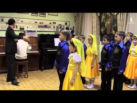 Домашний концерт младшего хора ДХШС