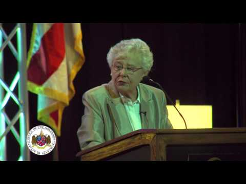 Governor Speaks to Electric Cities of Alabama