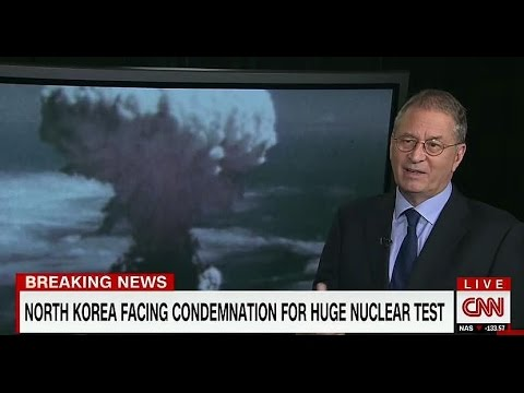 North Korea detonates Nuclear Test as powerful as Hiroshima