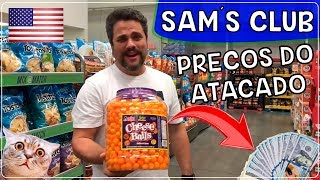 WHOLESALE BUYING IN THE UNITED STATES WITH PRICES! UNBELIEVABLE WHAT WE FIND IN SAM´S CLUB!