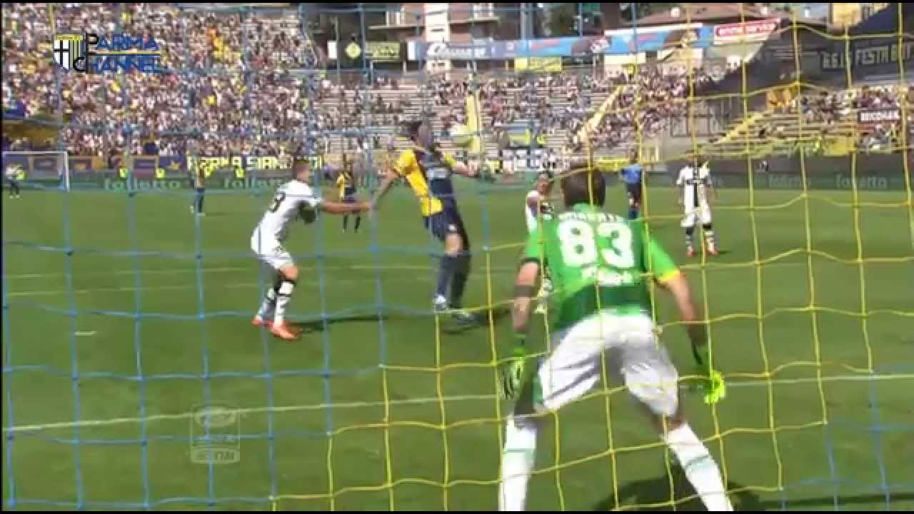 Parma Verona 2-2 highlights - YouTube