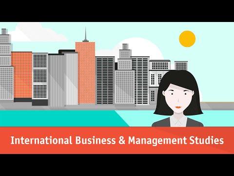 International Business and Management Studies (Bachelors) at Arnhem Business School, the Netherlands