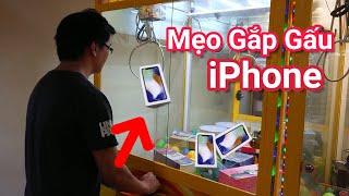 Gắp Gấu điên cuồng - Thử Gắp Iphone Và Cái kết... ( Claw Machine ) -  Lạ Vlog