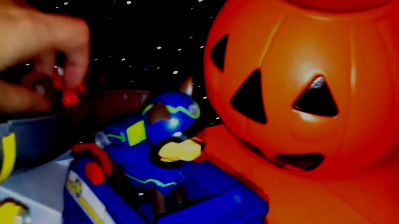 Halloween 2016 Patrulla canina Bob esponja espaol  Halloween