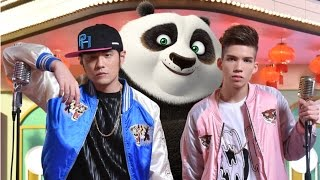 patrick brasca x jay choutry3 kung fu panda 3 theme song official mv