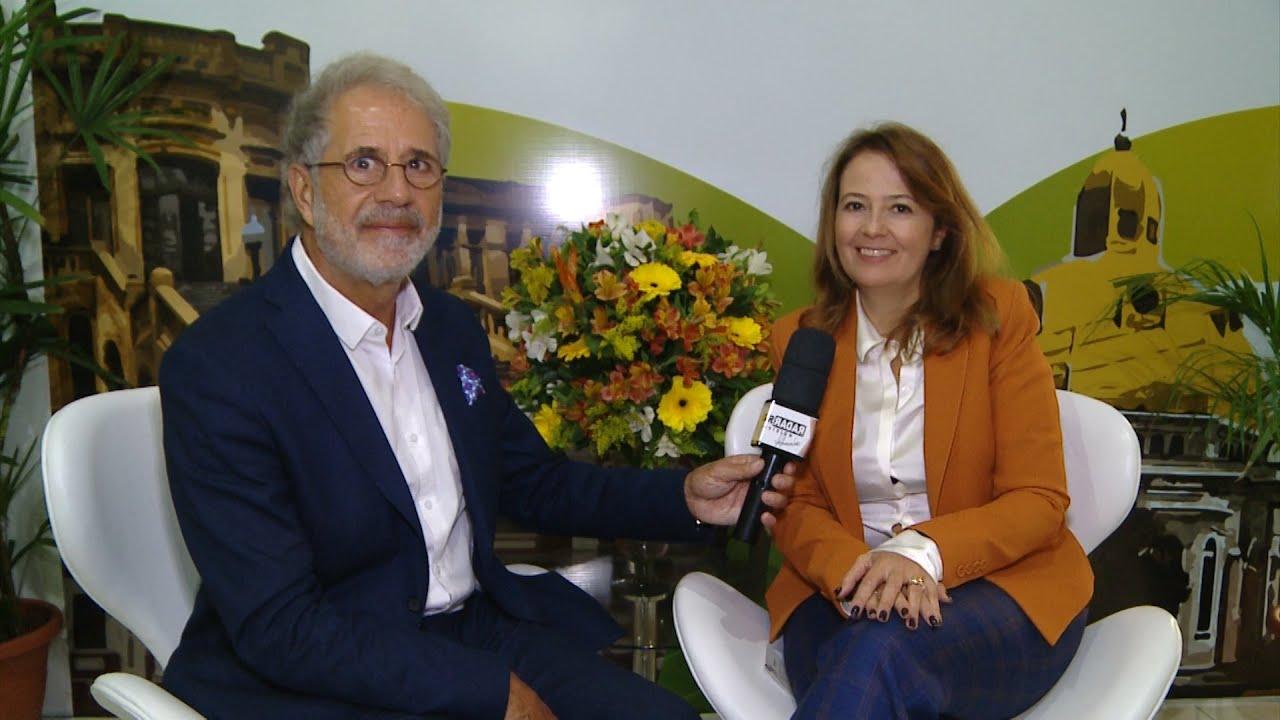 Radar Television com Otavio Neto - Patricia Iglecias (Presidente da CETESB) no Conexidades 2019