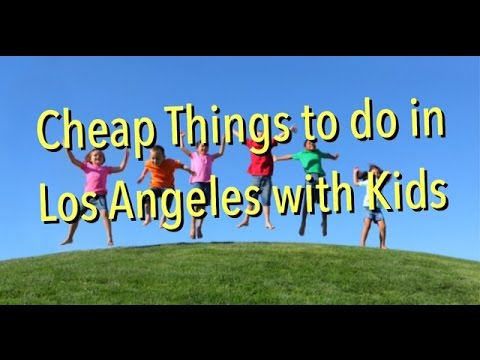 Cheap Things to do in LA with Kids Family | California Science Center | Space Shuttle