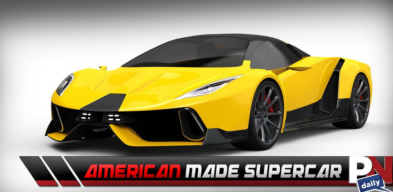 This Supercar Is Made In America And Under Check This Out - Sports cars under 80000