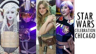 THIS IS STAR WARS CELEBRATION A COSPLAY MUSIC VIDEO CHICAGO 2019 RISE OF SKYWALKER TRAILER COMIC CON