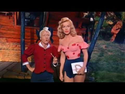LESLIE PARRISH - Daisy Mae in LI'L ABNER