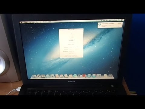How to Install Mountain Lion on an Unsupported Mac