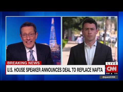 Mexico, Canada, And U.S. Sign New Trade Pact
