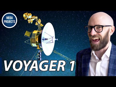 Voyager 1: The Furthest Man-Made Object From Earth