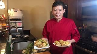 Canh Ga Chien Nuoc Mam - Fish Sauce Chicken Wings Cua Lam Thai