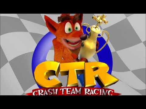 crash team racing crash cove fanmade  2017 remastered