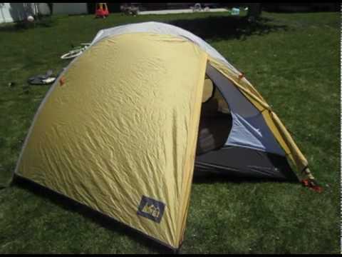 REI Half Dome 2 & REI Half Dome 2 - YouTube