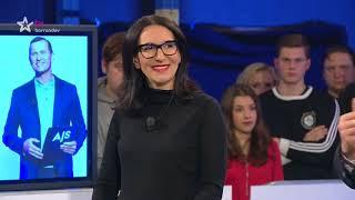 Alexandra Udženija, Kateřina Valachová a Jiří Pospíšil / Aréna Jaromíra Soukupa (13.2.2018)