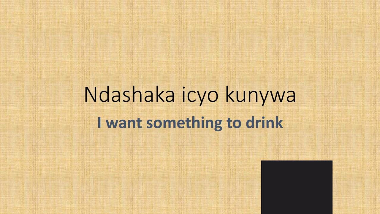 What is the best way to learn to speak Kinyarwanda? - Quora