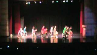 GVHS ICC Culture Show 2011  -  12 Ching Chong Ling Long Ting Tongs - break dancers