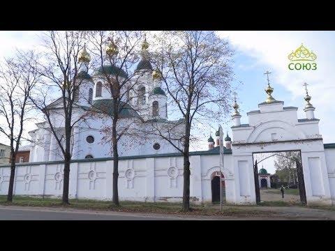 По святым местам. Феодоровский храм Богоявленского монастыря, г. Углич, Переславская епархия