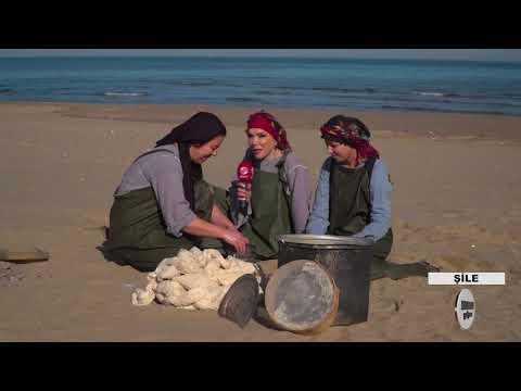 BELMA BELEN'LE GEZİYORUZ / ŞİLE(kış) 1.bölüm