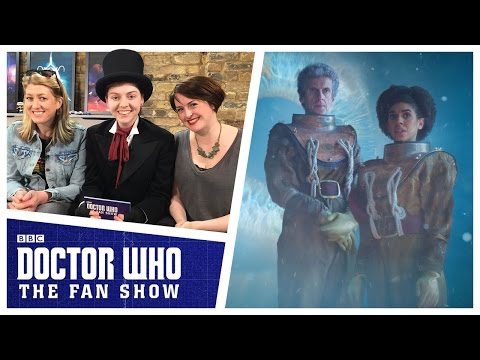 Sarah Dollard and Hayley Nebauer  The After  Doctor Who: The