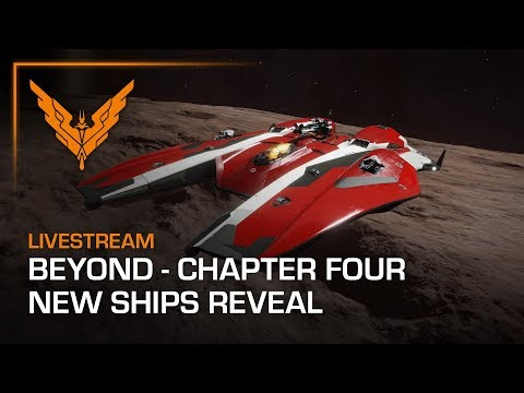 Beyond - Chapter Four - New Ships Reveal