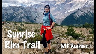 Things to do in Seattle: Hike Sunrise Rim Trail in Mt. Rainier National Park