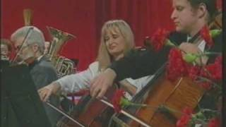 AVSENIK - ERINNERUNG _ SPOMIN - Versione per orchestra