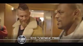 Fight Night St. Louis: Kamaru Usman & Michael Johnson meet the press