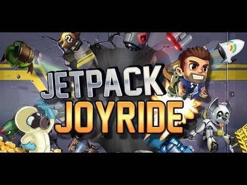Взлом игры Jetpack Joyride - YouTube
