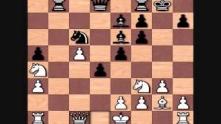 Vintage 1886 Chess: Johannes Zukertort vs Wilhelm Steinitz