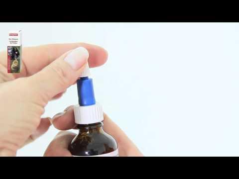 Противовоспалительные ушные капли — лекарство от