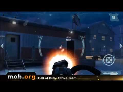 Call Of Duty Strike Team Android Review - Mob.org